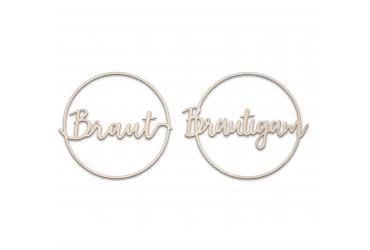 Darstellung des Produktes <span>Kreis Braut Bräutigam</span>