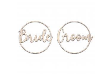 Darstellung des Produktes <span>Kreis Bride Groom</span>