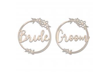 Darstellung des Produktes <span>Blumenkreis Bride Groom</span>